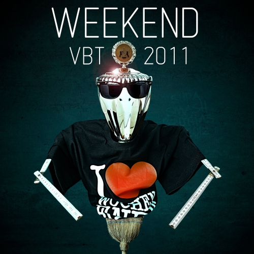 weekend vbt 2011 cover